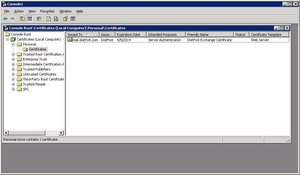 Co existence for exchange 2003 and exchange 2010 part iii now open iis manager and go to default web site properties yadclub Image collections