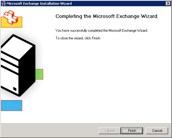 Co-Existence for Exchange 2003 and Exchange 2010 – Part I | Welcome